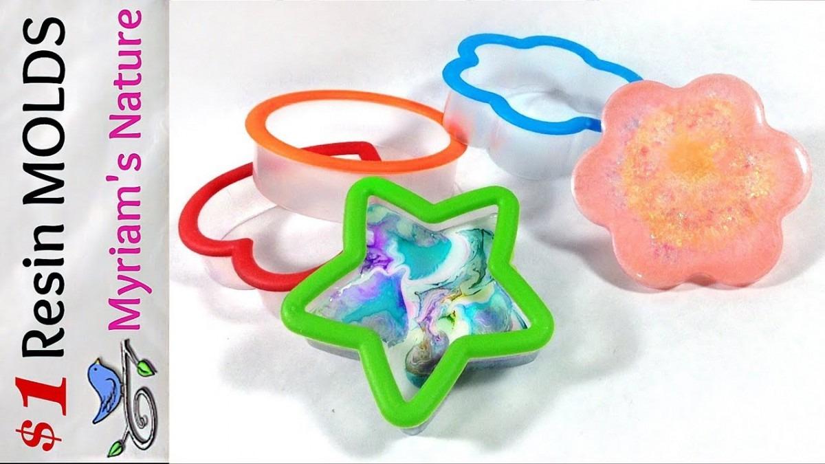45] Fun, Inexpensive Resin Molds
