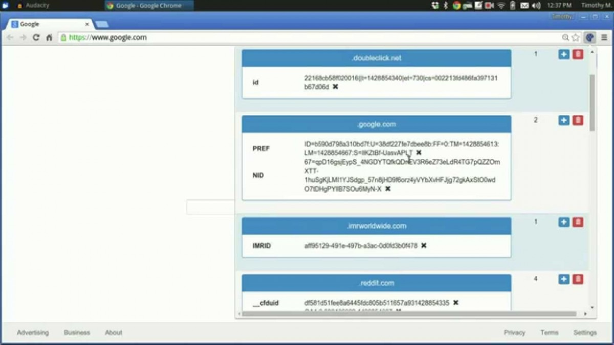 Advanced Cookie Manager Extension For Google Chrome Introduction