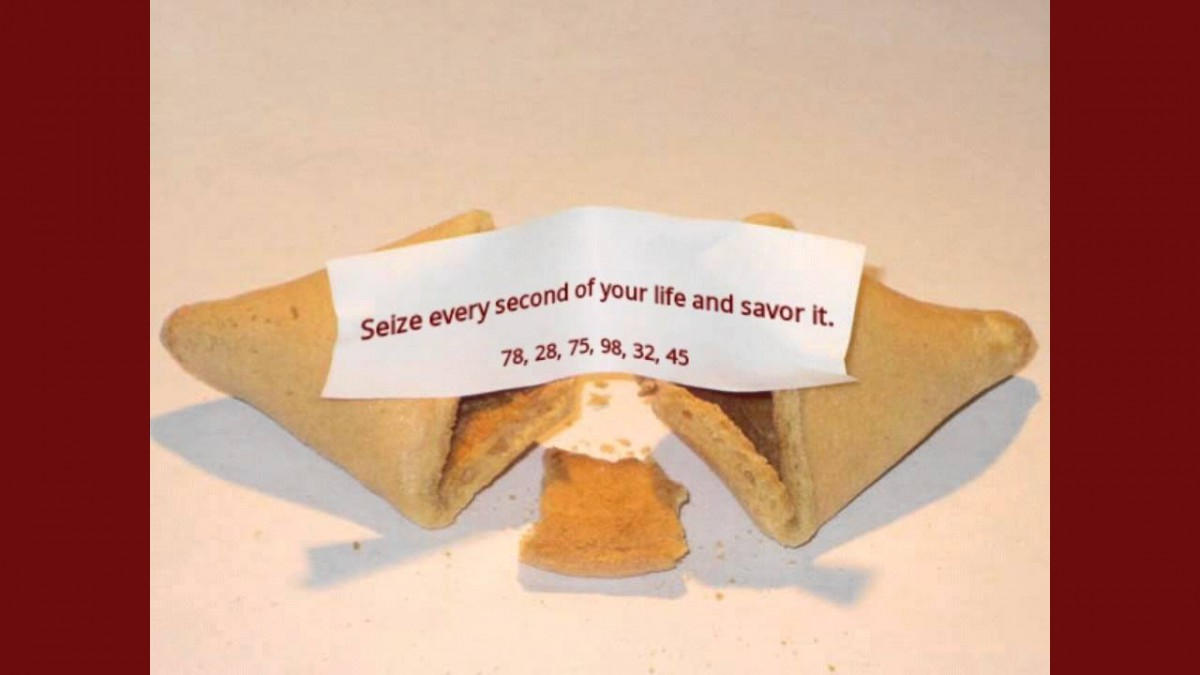 Create And Send A Custom Fortune Cookie