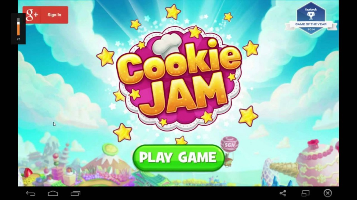 Cookie Jam Game For Pc