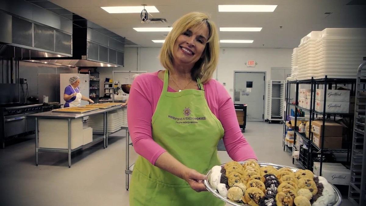 Client Stories  Heidi's Heavenly Cookies