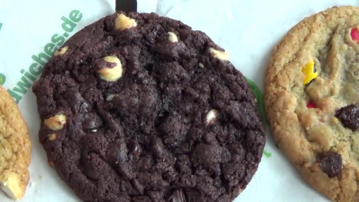 Subway Cookies [m&ms , Macadamia Nut , Double Chocolate Chip