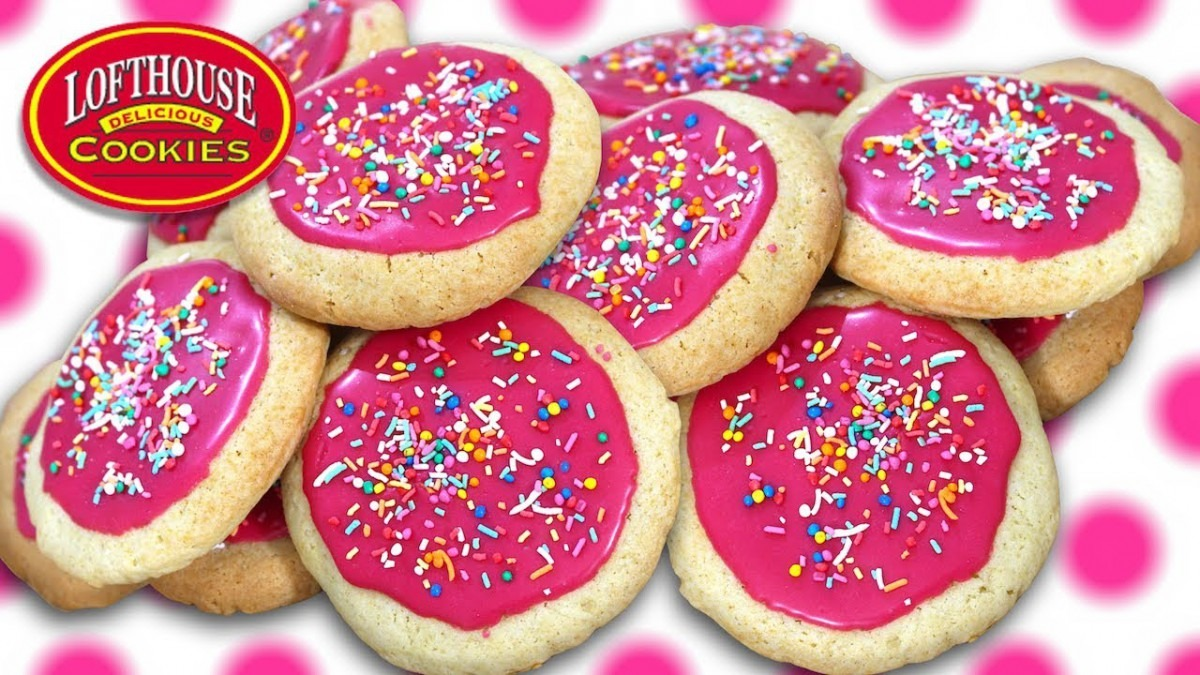Lofthouse Frosted Sugar Cookies