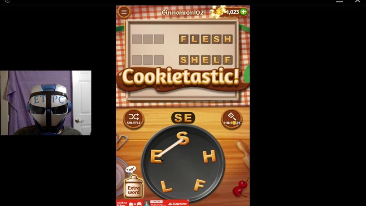 Word Cookies Cinnamon 02 Solved