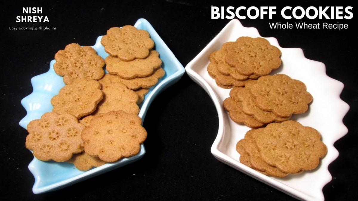 Biscoff Cookies Recipe