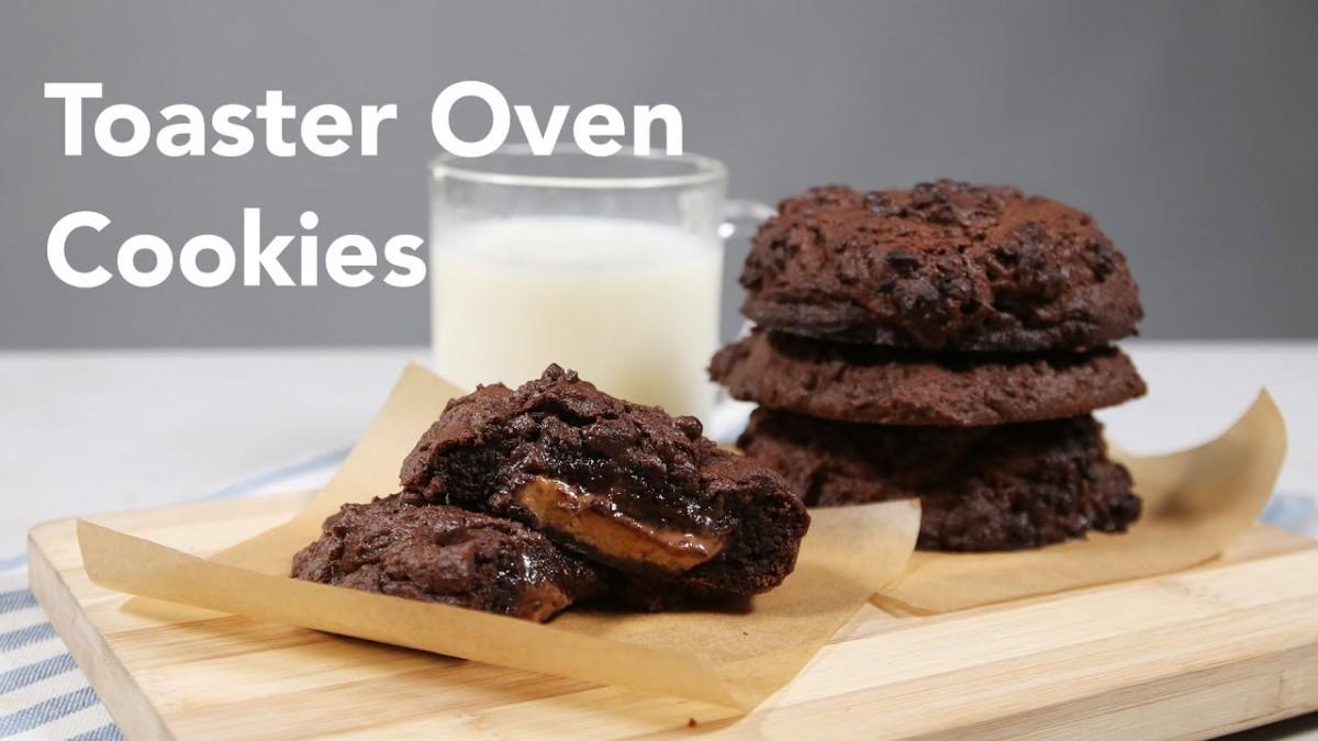 Toaster Oven Cookies Recipe