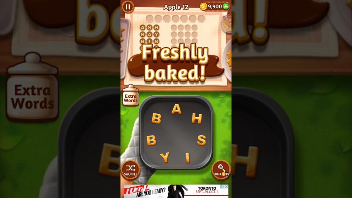 Word Cookies Apple 12