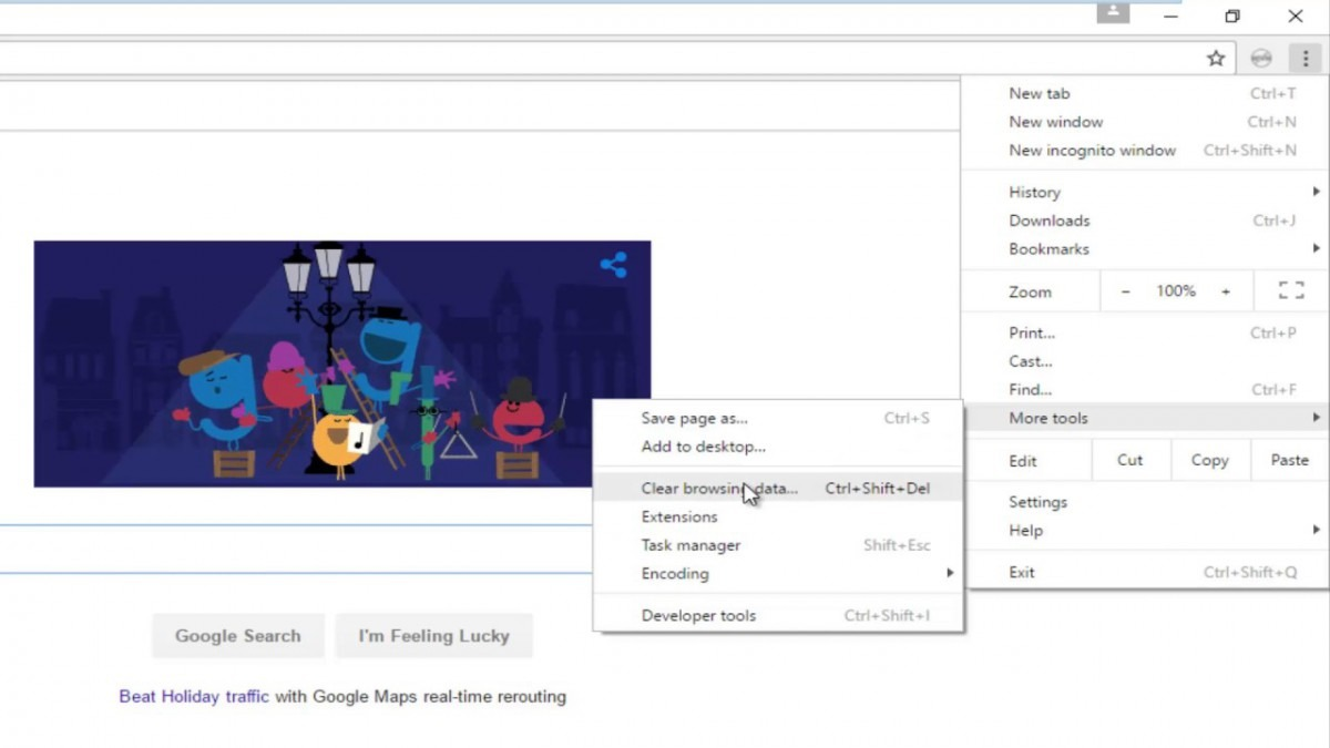 How To Clear Cache In Google Chrome [tutorial]