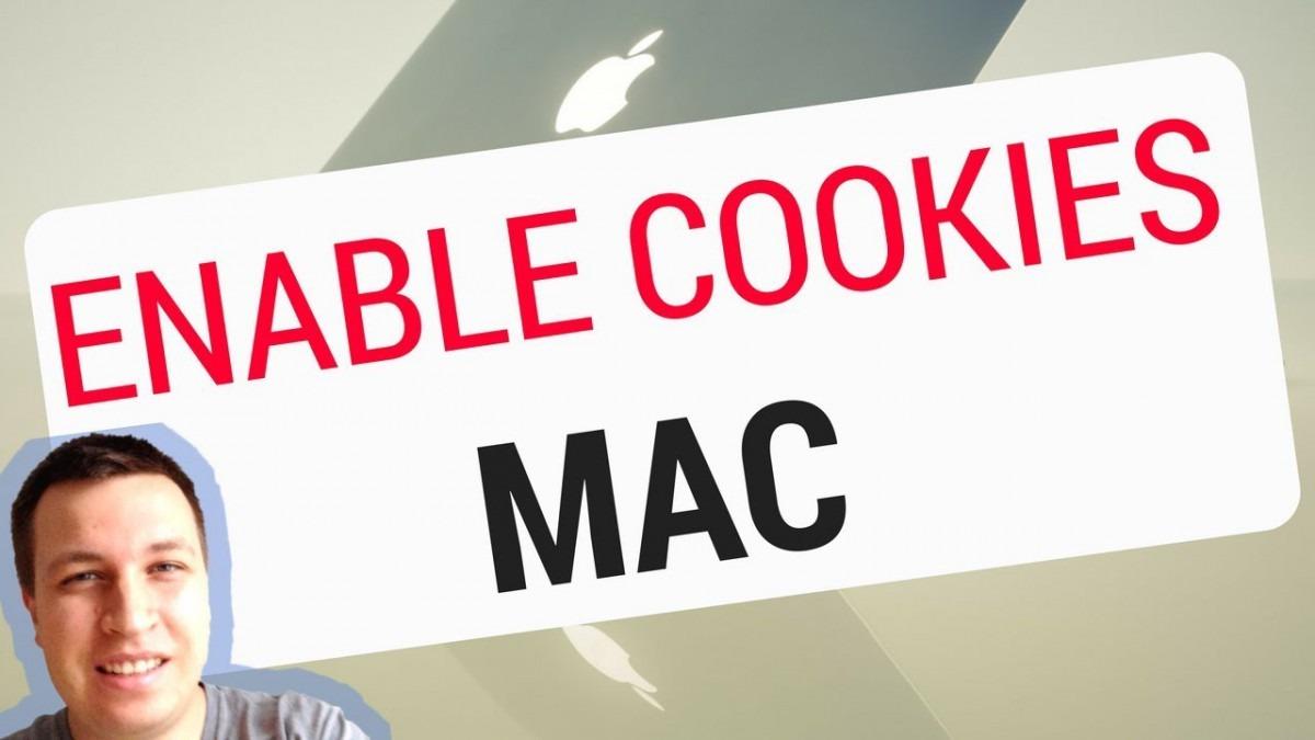 ☝   How To Enable Cookies Mac