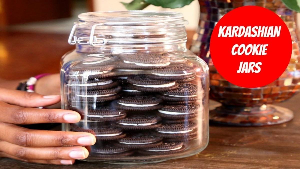 Kardashian Cookie Jars
