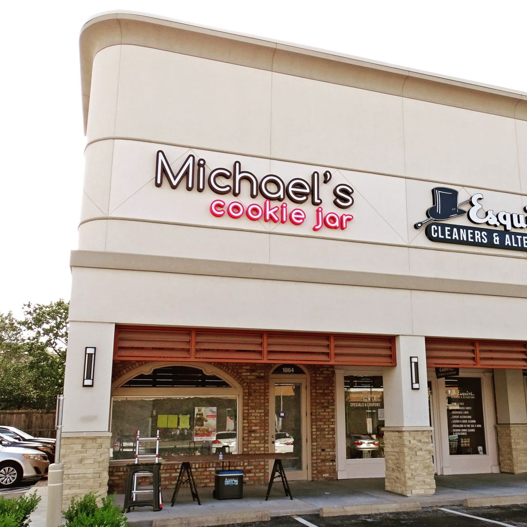 With Its Third Location, Michael's Cookie Jar Is Getting Sweeter