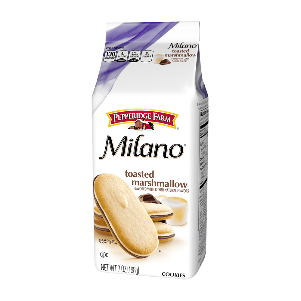 Milano® Toasted Marshmallow Flavored With Other Natural Flavors