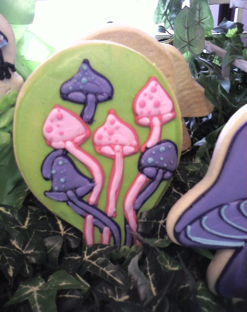 Custom Decorated Cookies