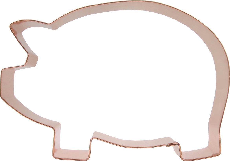 Pig Cookie Cutter (big)