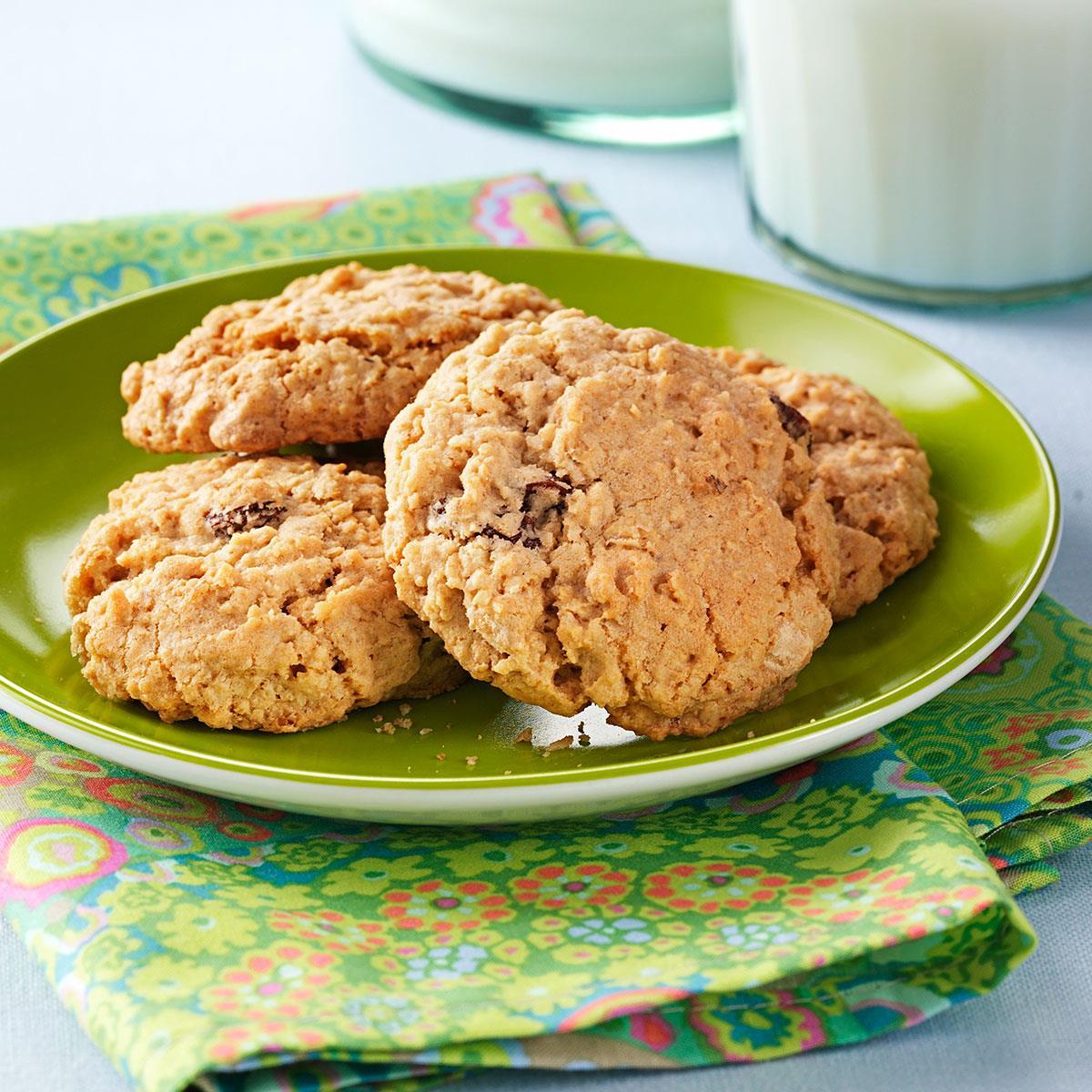 Oatmeal Peanut Butter Chip Cookies Recipe