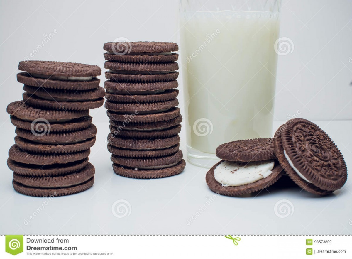 Oreo Cookies Editorial Stock Image  Image Of Candy, Phone