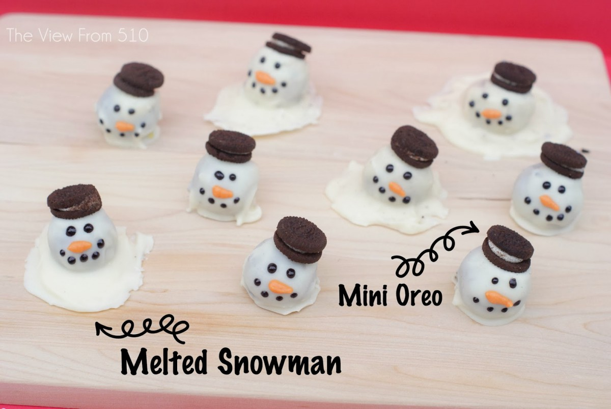 Christmas Cookie Guide  Oreo Cookie Balls