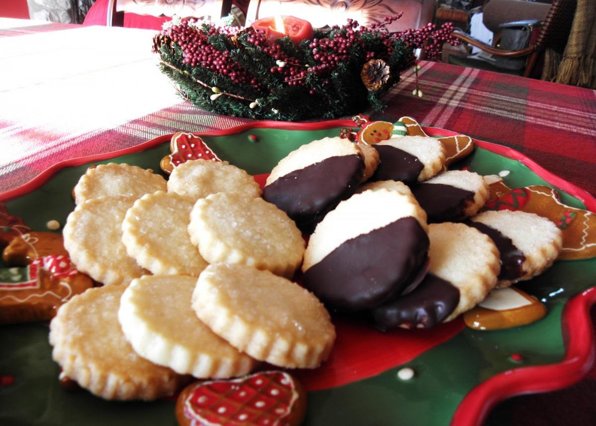 The Cozy Little Kitchen  The Barefoot Contessa's Shortbread Cookies