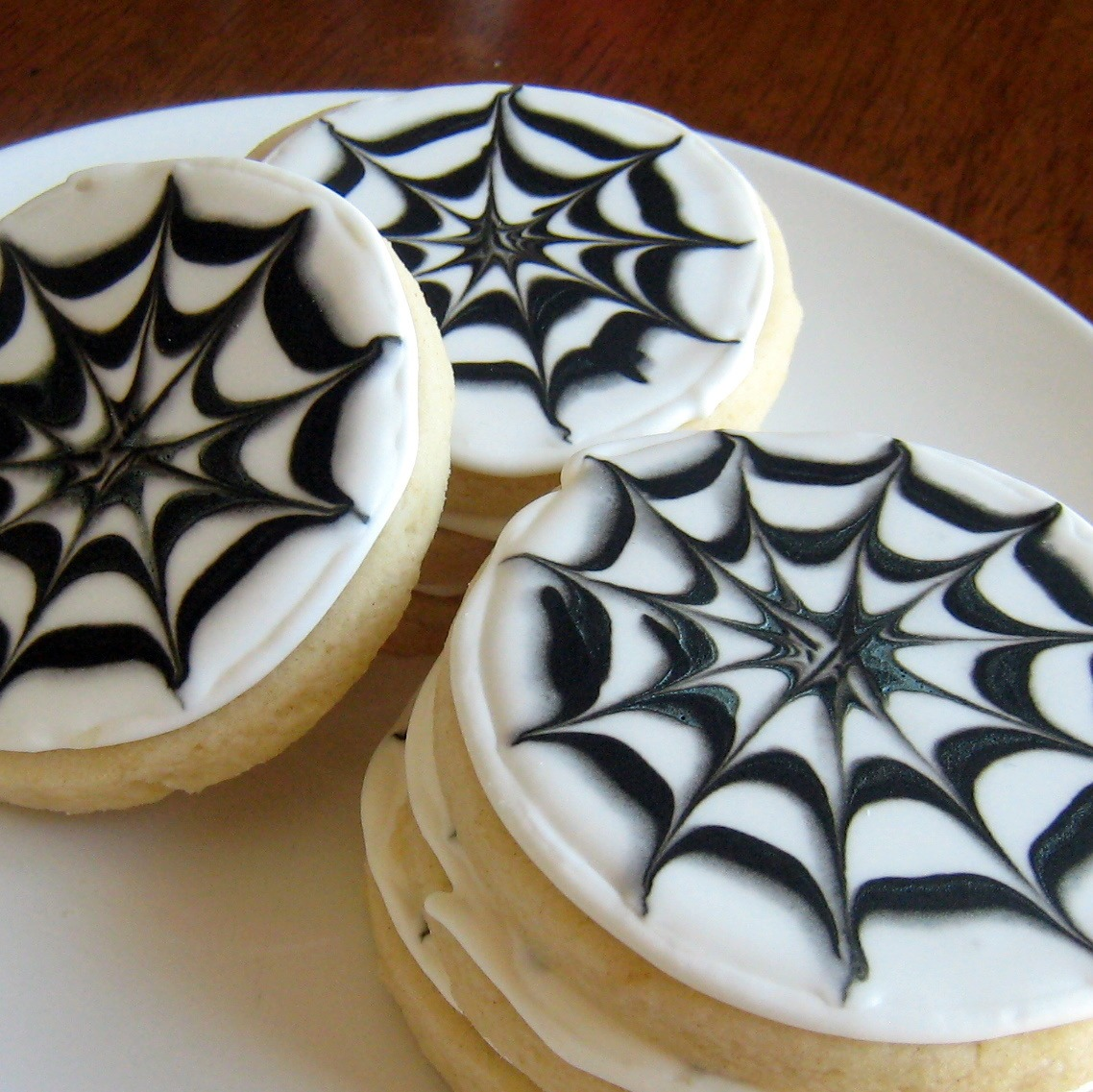 Pacific Thyme  Halloween Sugar Cookies