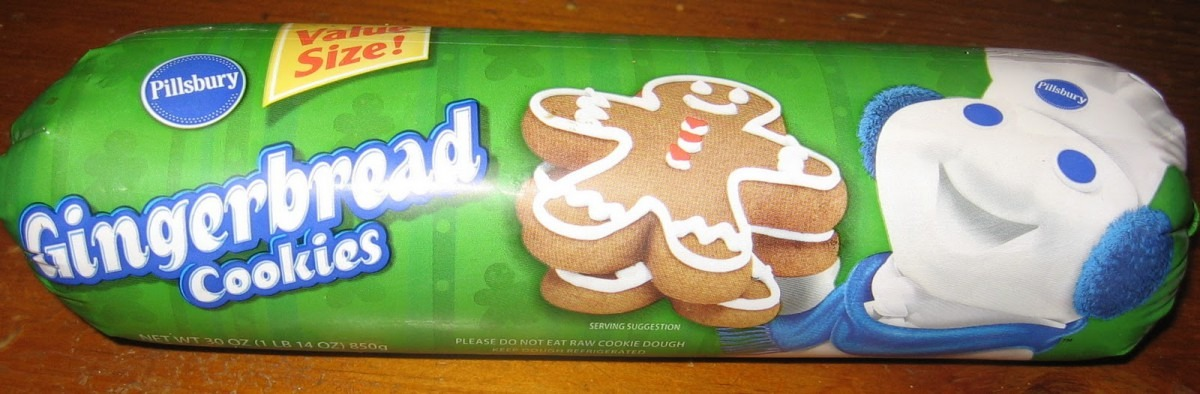Anickh  Gingerbread Cookies