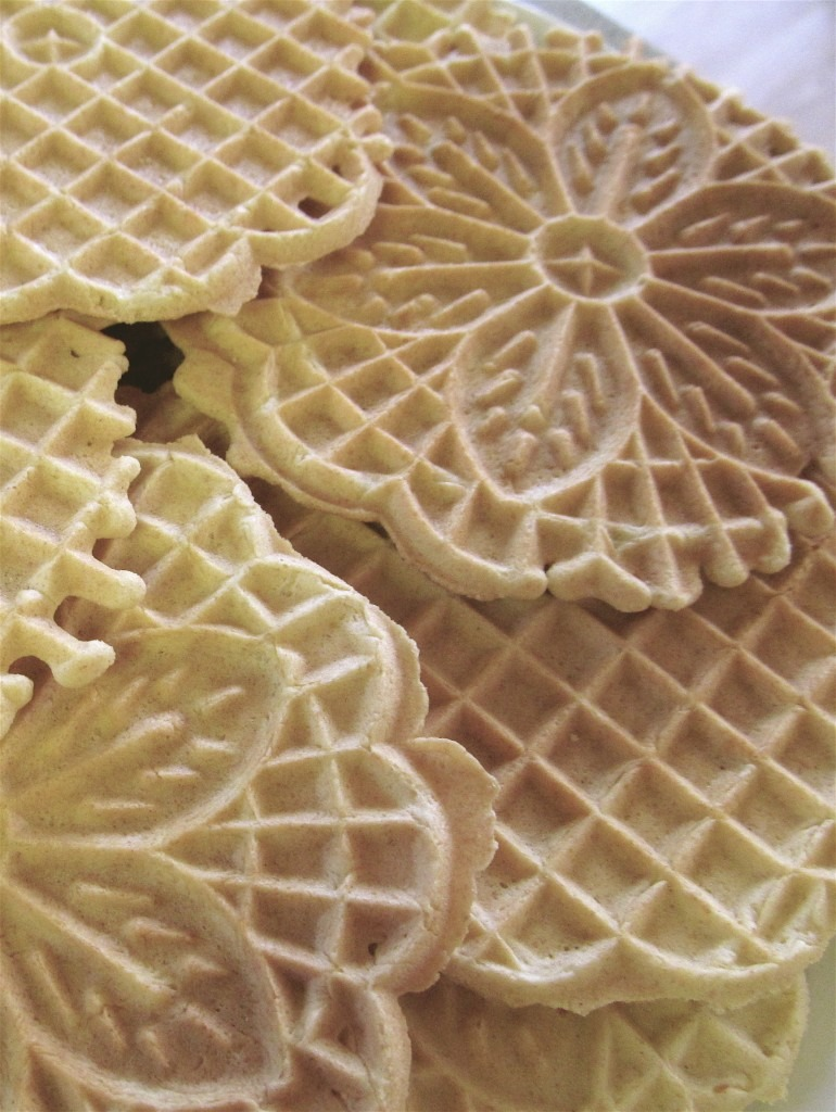 Pizzelle  The Perfect Cookie For The Holidays