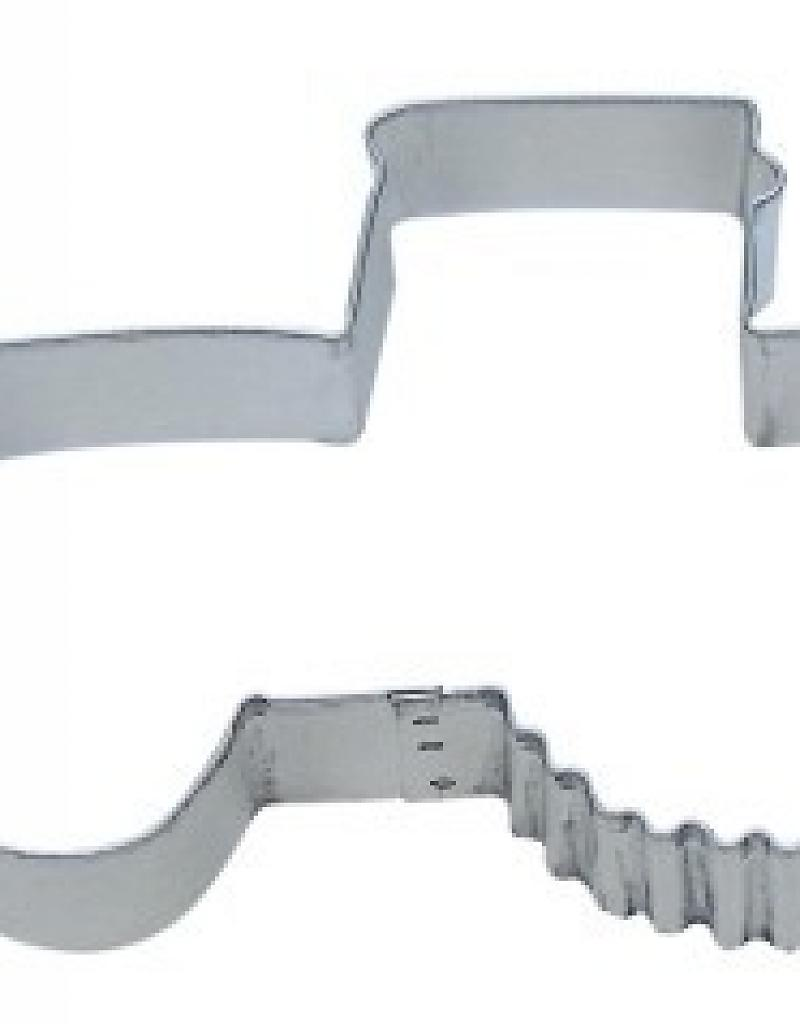 Tractor With Cab Cookie Cutter (4 25 )