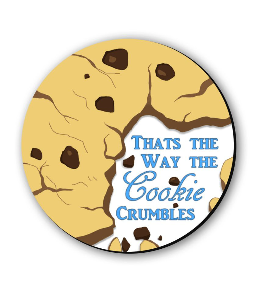 Seven Rays That's The Way Cookie Crumbles Fridge Magnet  Buy Seven
