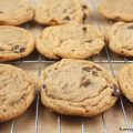 Soft Peanut Butter Chocolate Chip Cookies