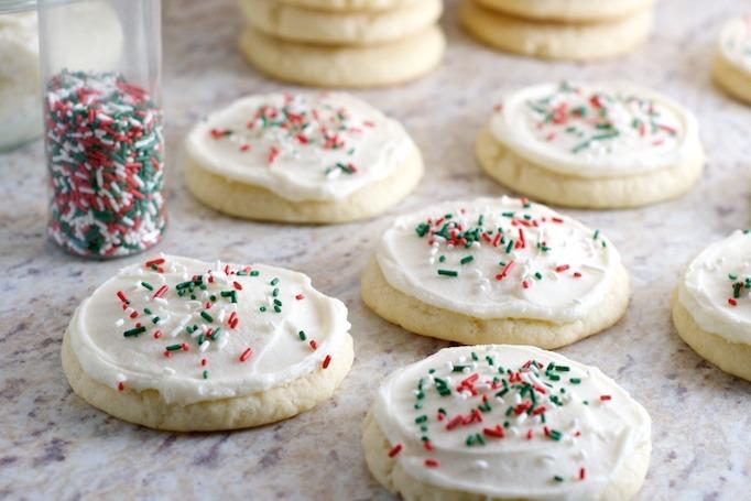 Sugar Cookies Homemade