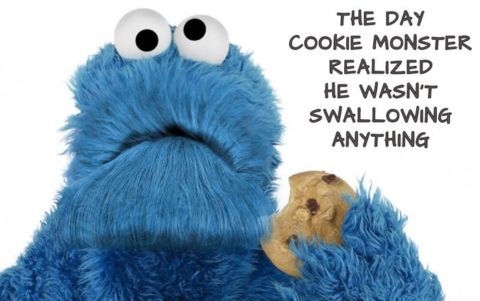 Thats The Way The Cookie Crumbles Cartoons And Comics