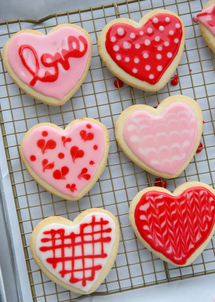 Tutorial  Cookie Decorating With Glace Icing