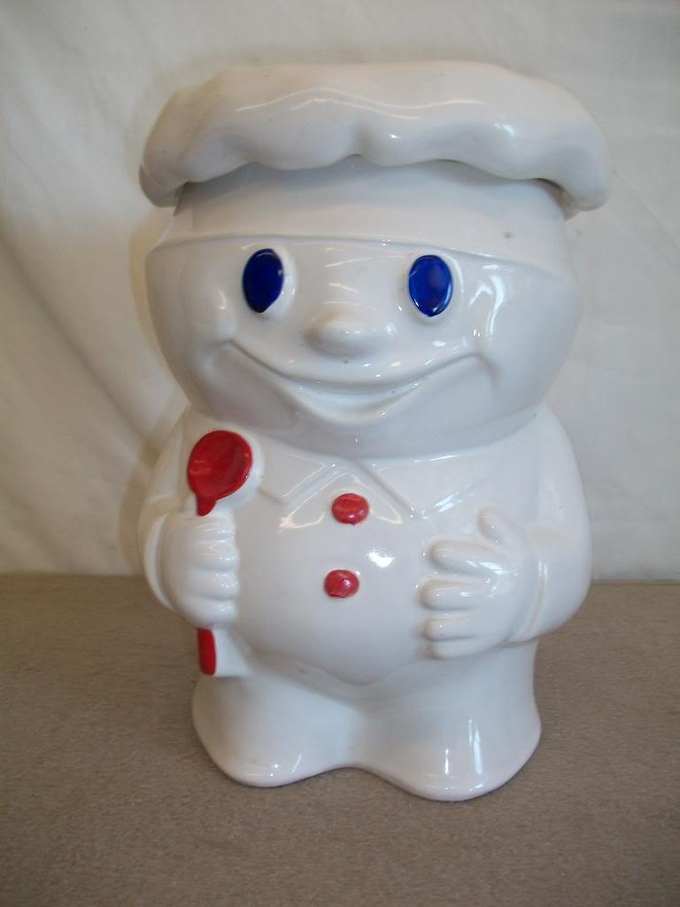 Snazzy Shawnee Jo Jo Clown Collector Cookie Jar Shawnee Jo Jo