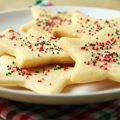 No Flour Sugar Cookies