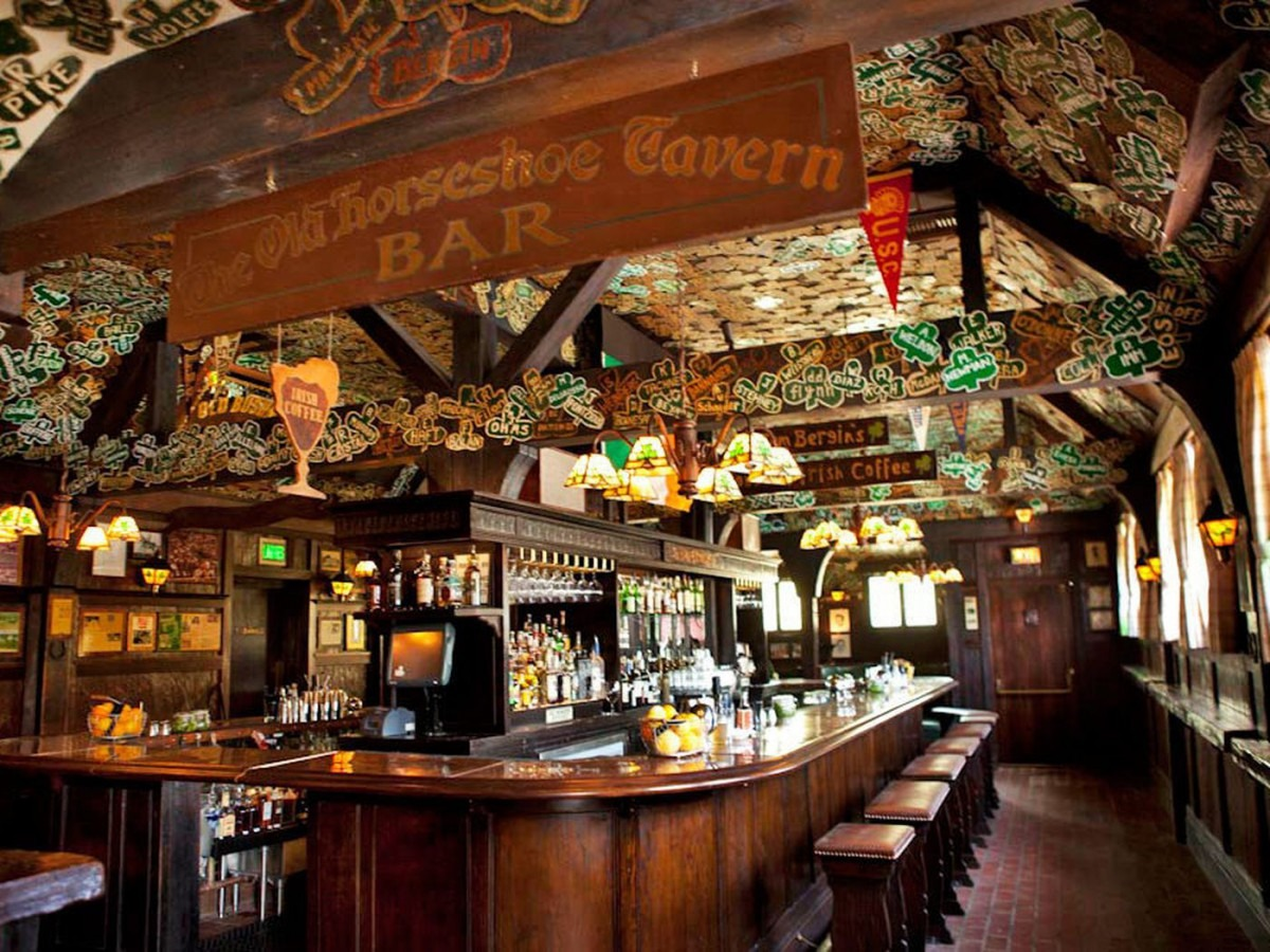 So Wait, Is Irish Bar Icon Tom Bergin's Really Closing After All
