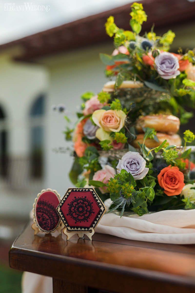 Glamorous Spanish Wedding Theme