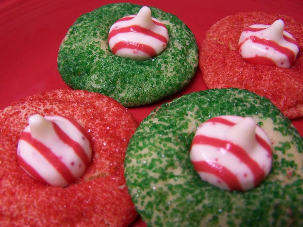 Celebrating Christmas – Recipe  Thumbprint Sugar Cookies – Cooking