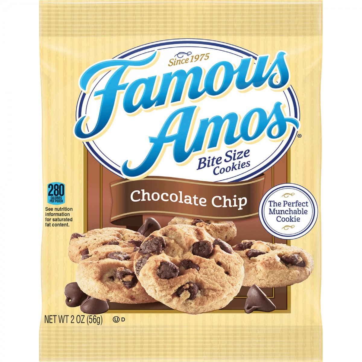 Famous Amos® Cookies Chocolate