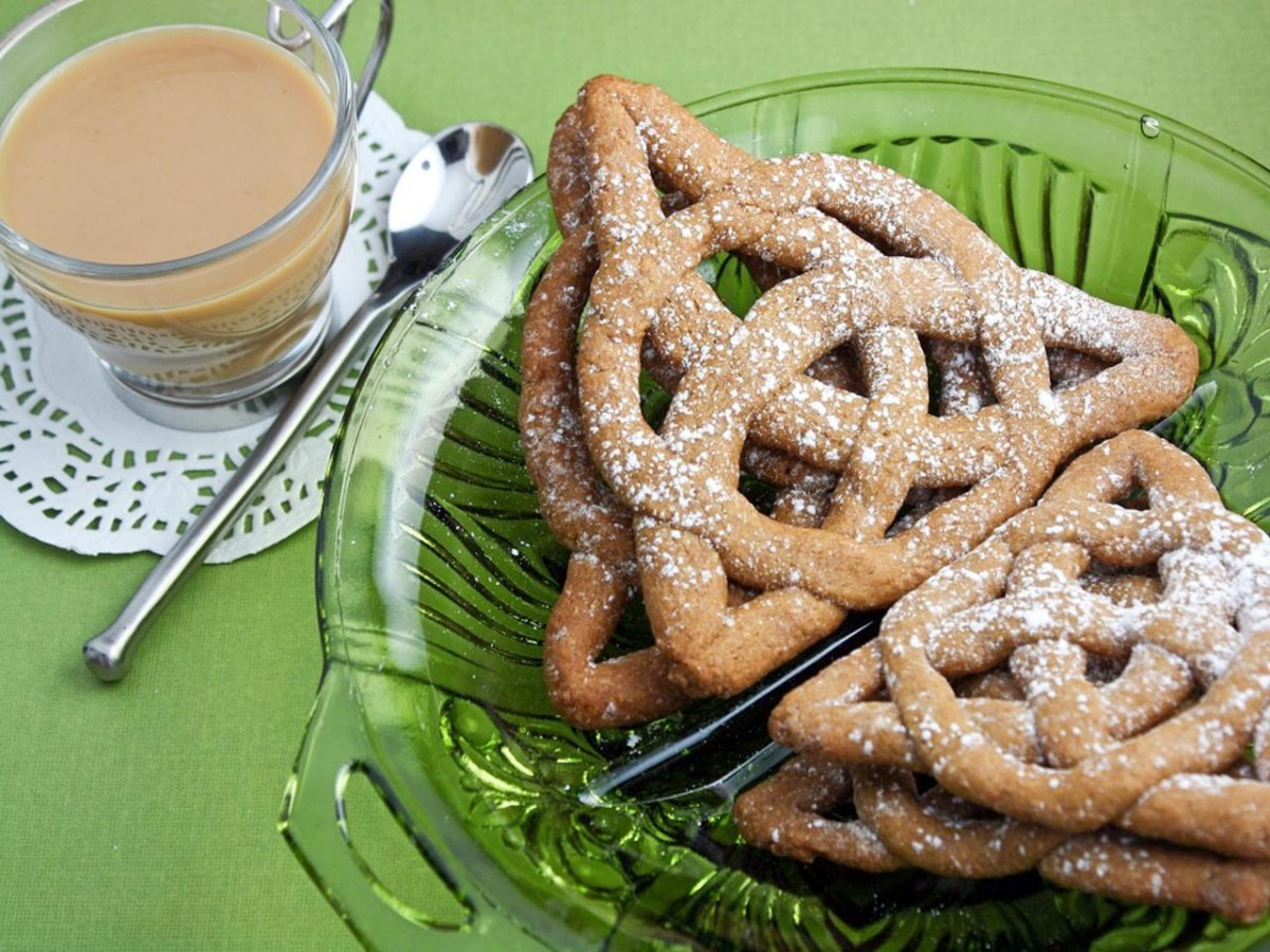 Celtic Knot Cookies Recipe