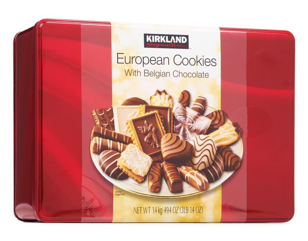 Kirkland European Cookies 49 4 Oz