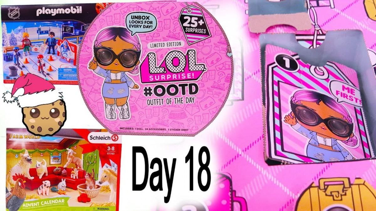 Day 18 ! Lol Surprise