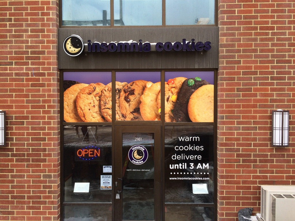 Insomnia Cookies Athens