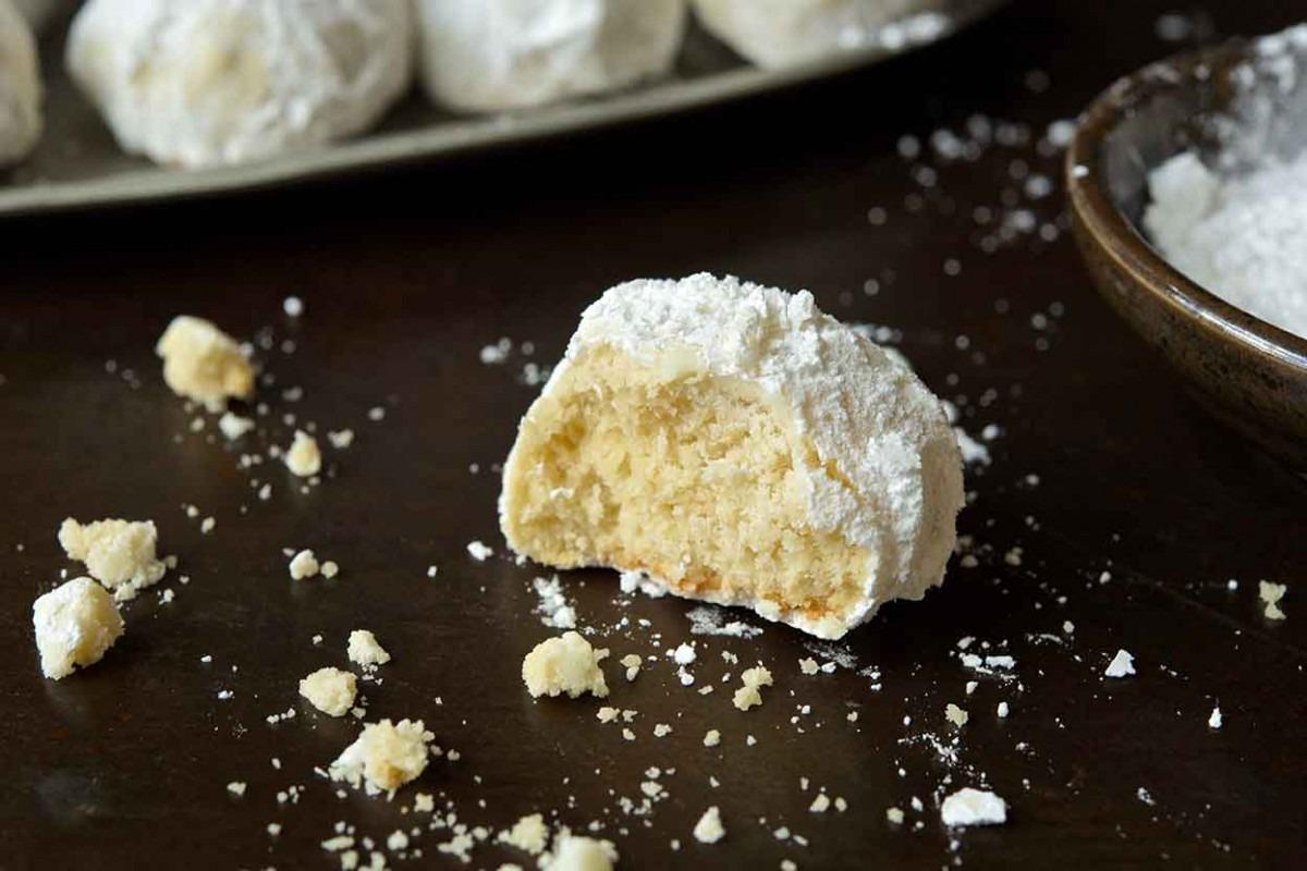 Wedding Cookies Recipe
