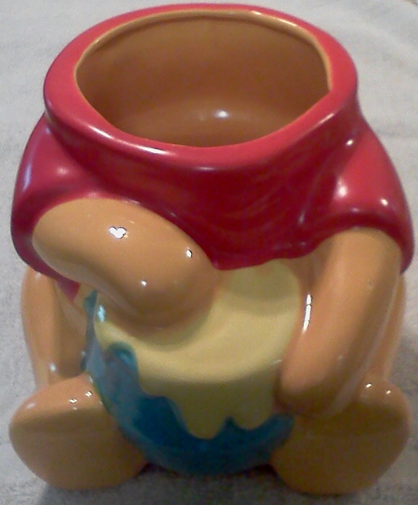 Winnie The Pooh Cookie Jar  Antique Appraisal