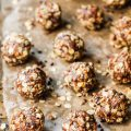 Healthy No Bake Peanut Butter Oatmeal Cookies