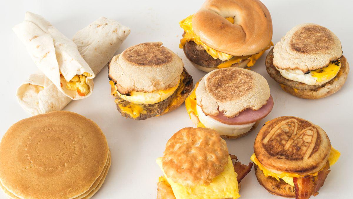 Mcdonald's Breakfast Menu, Ranked
