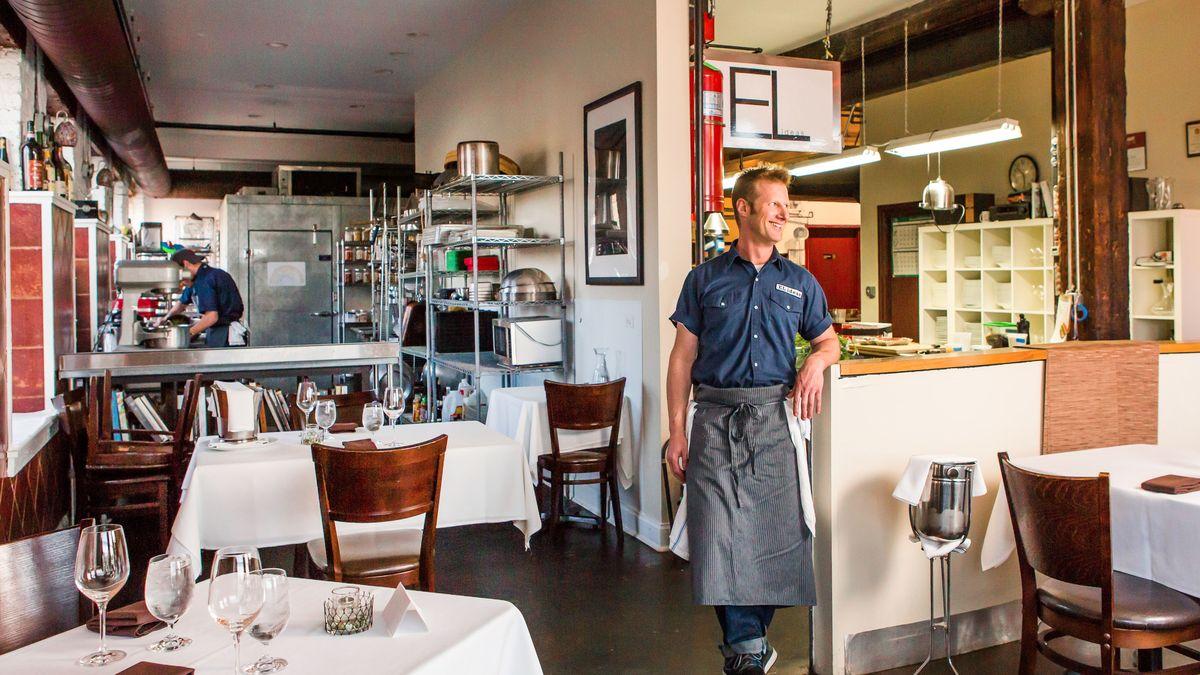 No Chef In America Cooks Dinner Quite Like Phillip Foss