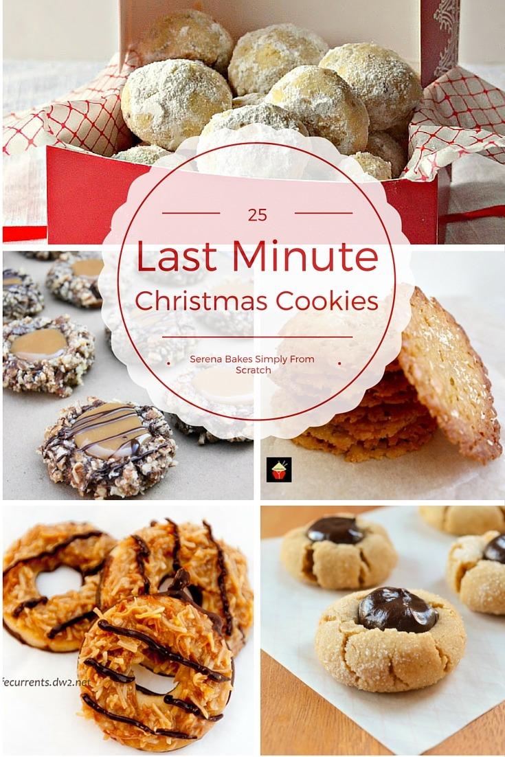25 Last Minute Christmas Cookie Ideas For Santa