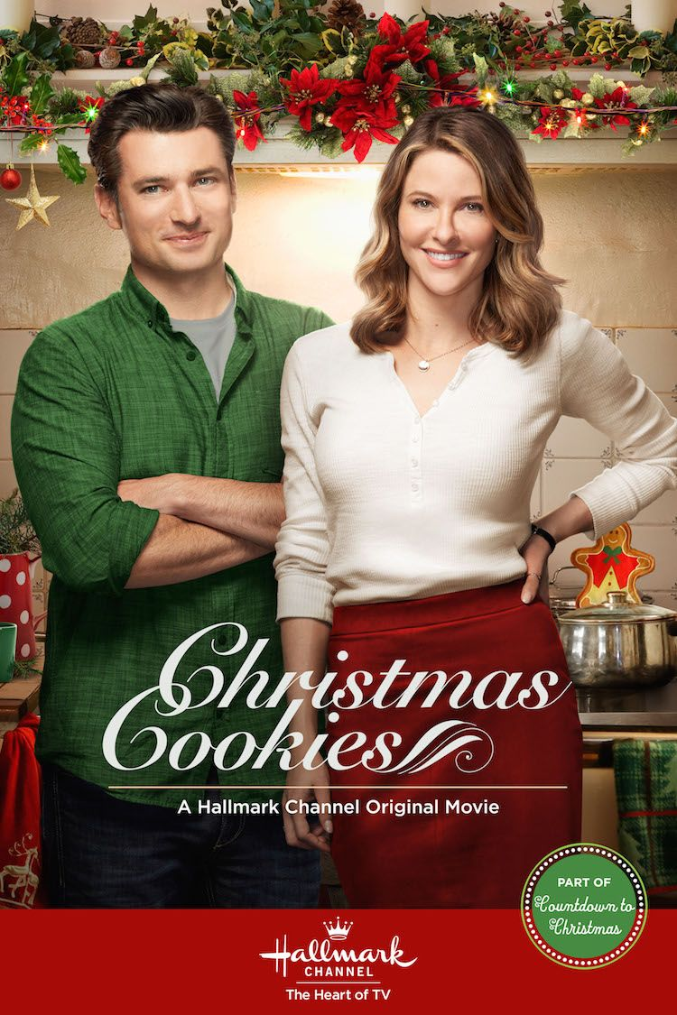 Christmas Cookies, Starring Jill Wagner And Wes Brown Is Delicious