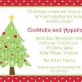 Christmas Party Invitations Templates Free Download