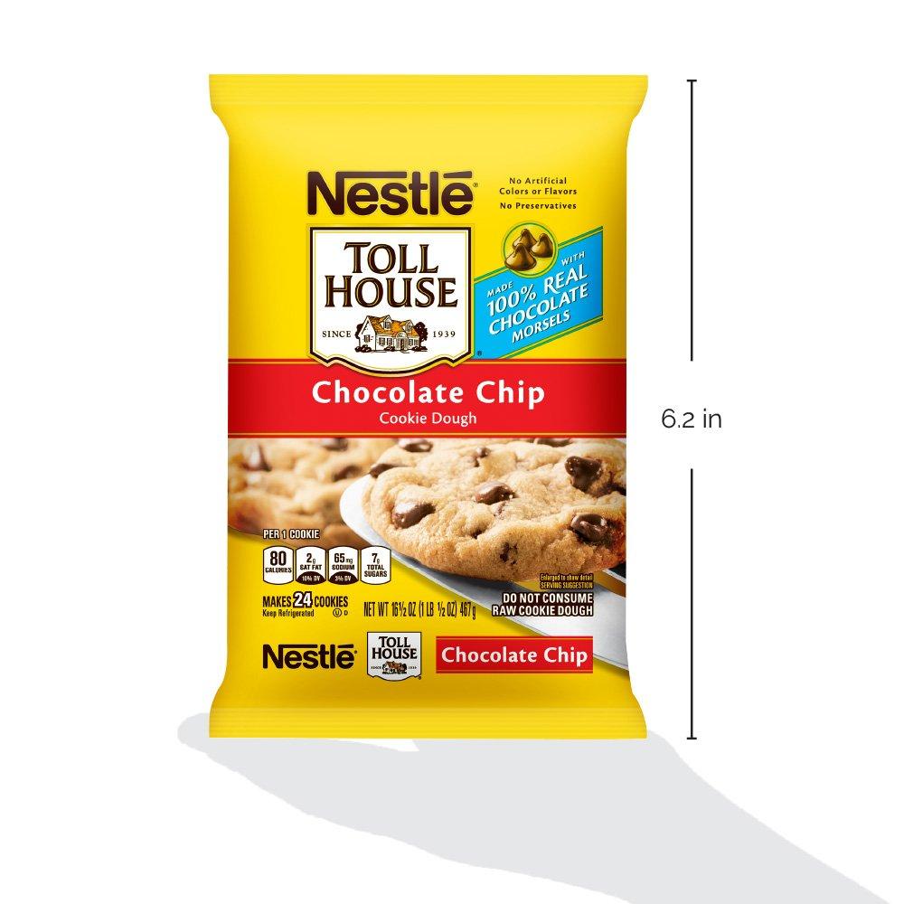 Nestle Chocolate Chip Bars, 16 5 Oz  Amazon Com  Grocery & Gourmet